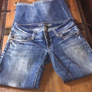 American eagle AE artist jeans VGUC